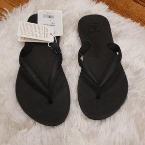 REEF Escape Lux Iridescent Flip-Flop Sandals